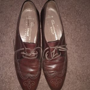 Bally continental shoes